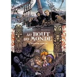 """Bande dessinée """"Au bout du monde, l'aventure mariste"""""""